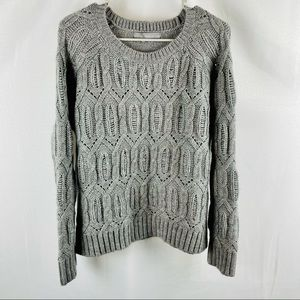 360Sweater Cable Knit Sweater